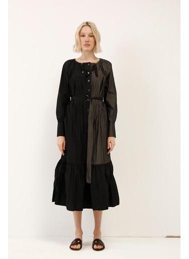 Berr-in  Yarnell Elbise Siyah